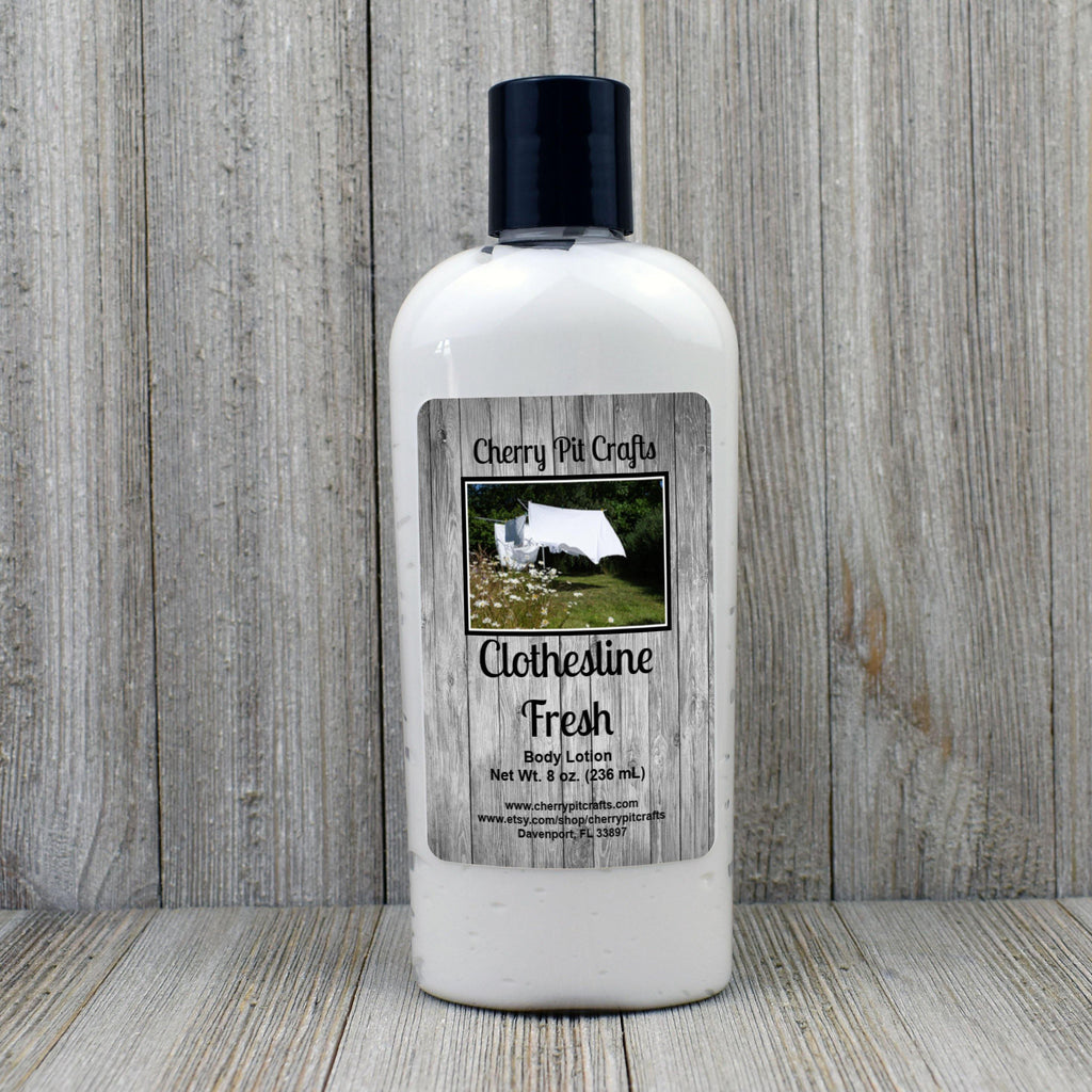 Clothesline Fresh Body Lotion