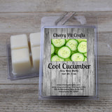 Cool Cucumber Soy Wax Melts