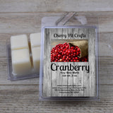 Cranberry Soy Wax Melts