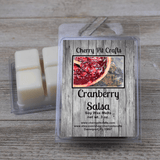 Cranberry Salsa Soy Wax Melts