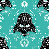 Cherry Pit Heating Pad - Darth Vader Sugar Skulls