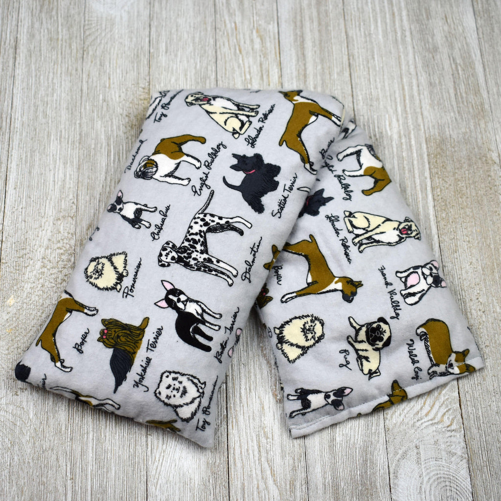 Cherry Pit Heating Pad - Dog Breeds