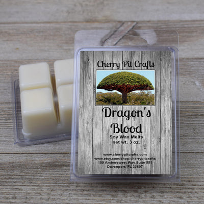 Dragons Blood Soy Wax Melts