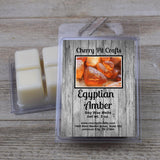 Egyptian Amber Soy Wax Melts