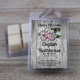 English Bathhouse Soy Wax Melts