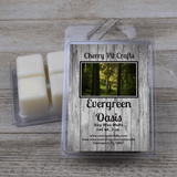 Evergreen Oasis Soy Wax Melts