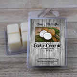Exotic Coconut Soy Wax Melts