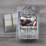 Flannel Sheets Soy Wax Melts
