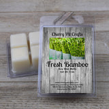 Fresh Bamboo Soy Wax Melts