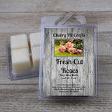 Fresh Cut Roses Soy Wax Melts