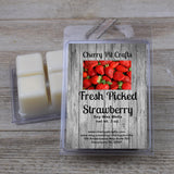 Fresh Picked Strawberry Soy Wax Melts