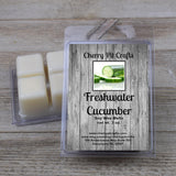 Freshwater Cucumber Soy Wax Melts