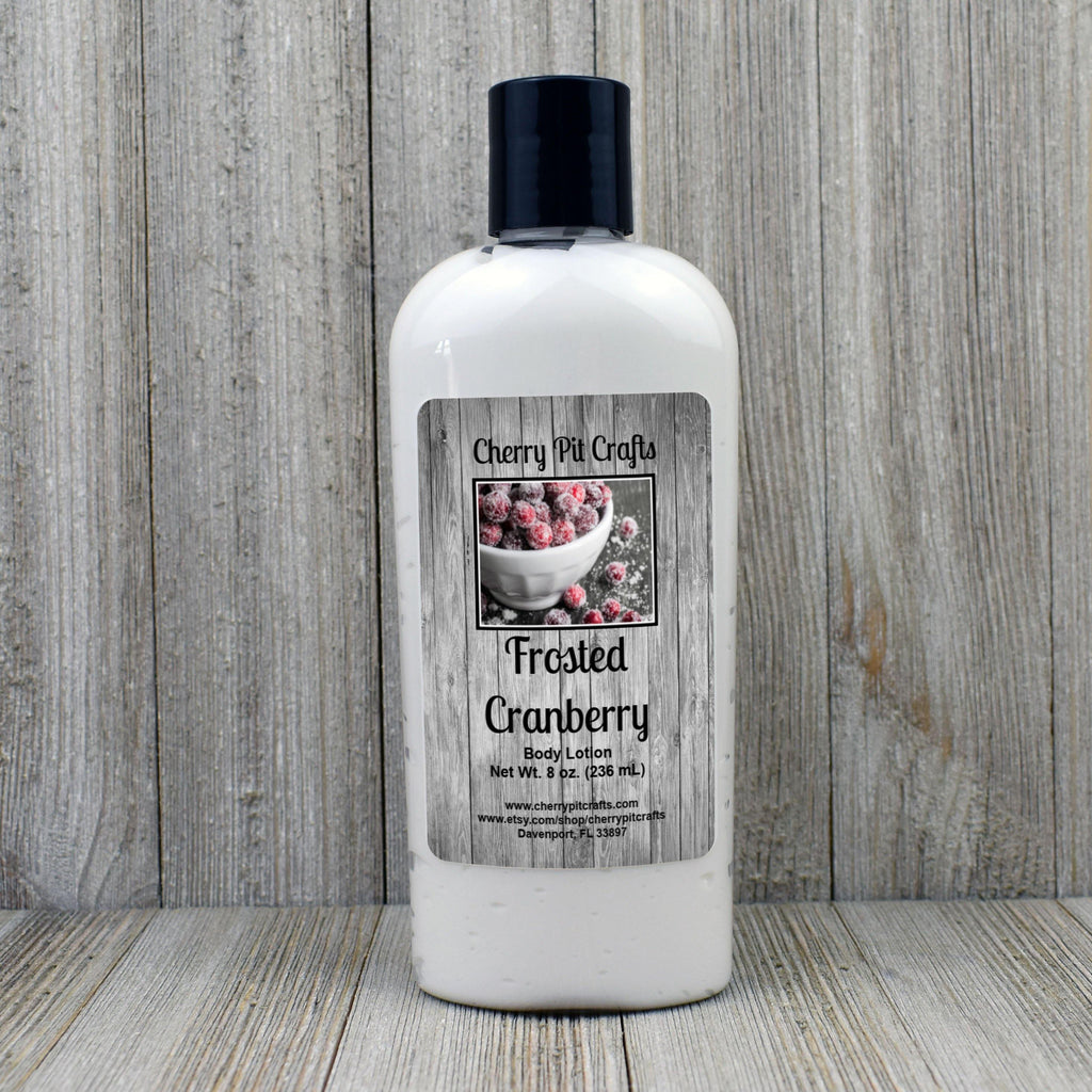 Frosted Cranberry Body Lotion