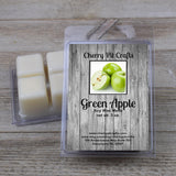 Green Apple Soy Wax Melts