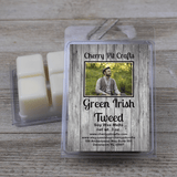 Green Irish Tweed Soy Wax Melts