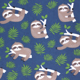 Cherry Pit Heating Pad - Happy Sloths
