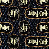 Cherry Pit Heating Pad - Harry Potter Logo