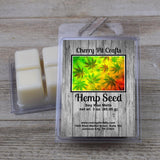 Hemp Seed Soy Wax Melts