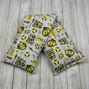 Cherry Pit Heating Pad - Hufflepuff Pride