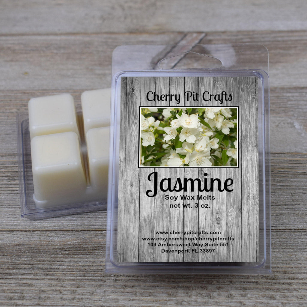 Jasmine Soy Wax Melts
