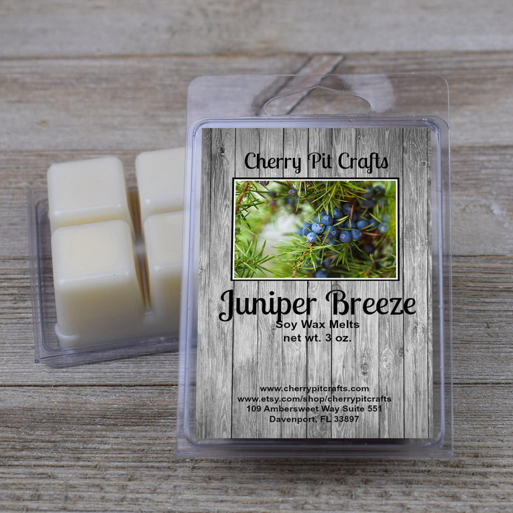 Juniper Breeze Soy Wax Melts