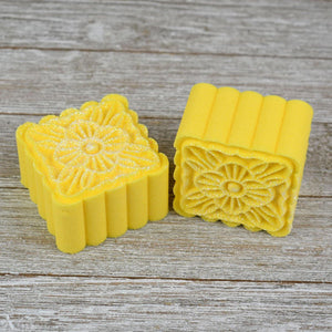 Lemon Slices Bath Bomb