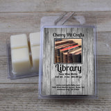 Library Soy Wax Melts