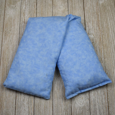 Cherry Pit Heating Pad - Light Blue Tie Dye