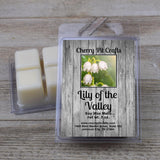Lily of the Valley Soy Wax Melts