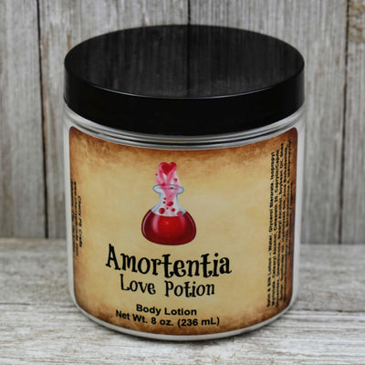 Amortentia Love Potion Harry Potter Themed Lotion