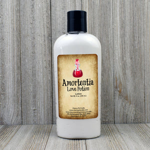 Amortentia Love Potion Harry Potter Themed Lotion - Goat Milk & Honey