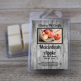 Macintosh Apple Soy Wax Melts