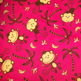 Cherry Pit Heating Pad - Monkeys and Palm Trees