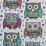 Cherry Pit Heating Pad - Multi Colored Owls