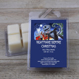 Nightmare Before Christmas Soy Wax Melts