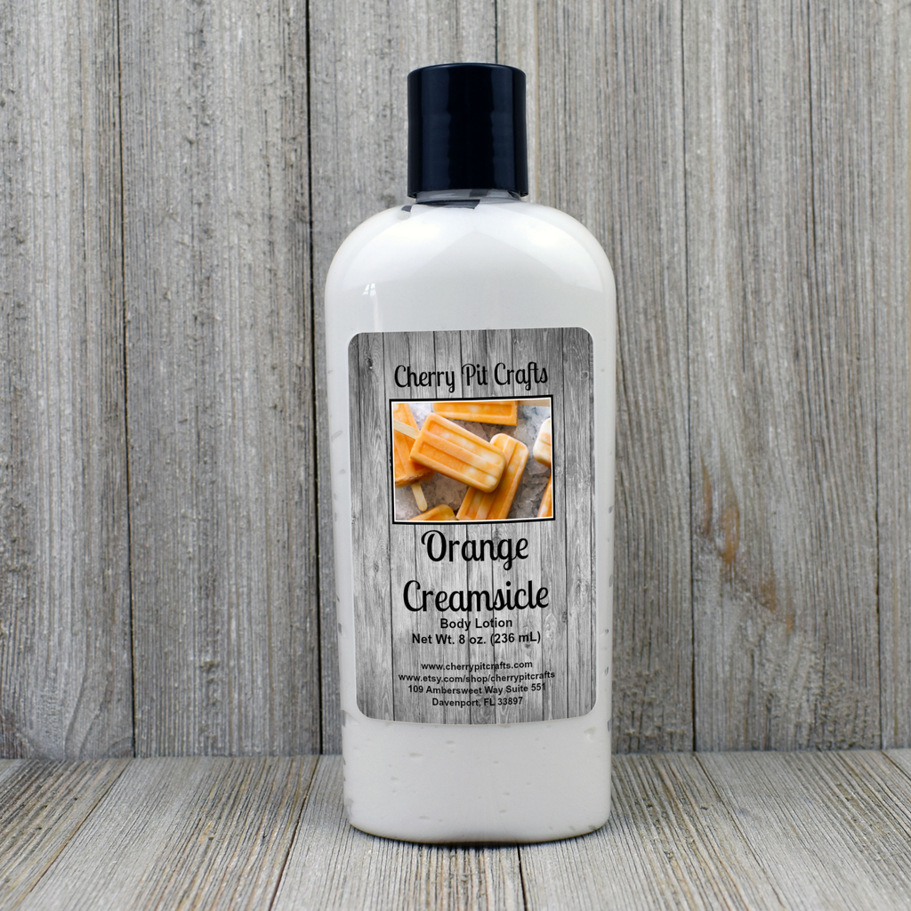 Orange Creamsicle Body Lotion