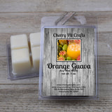 Orange Guava Odor Neutralizing Soy Wax Melts