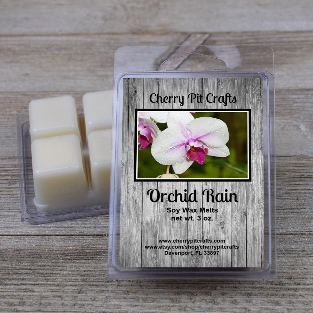 Orchid Rain Soy Wax Melts