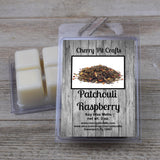 Patchouli Raspberry Soy Wax Melts
