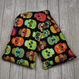 Cherry Pit Heating Pad - Patterned Sugar Skulls