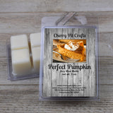 Perfect Pumpkin Soy Wax Melts