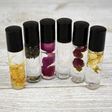 Floral Perfume Oil - Cherry Pit Crafts