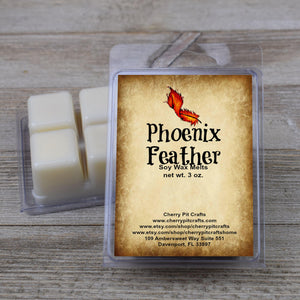 Phoenix Feather Soy Wax Melts