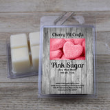Pink Sugar Soy Wax Melts