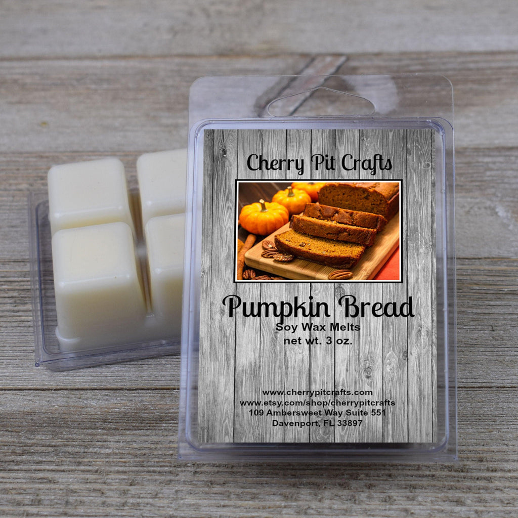 Pumpkin Bread Soy Wax Melts