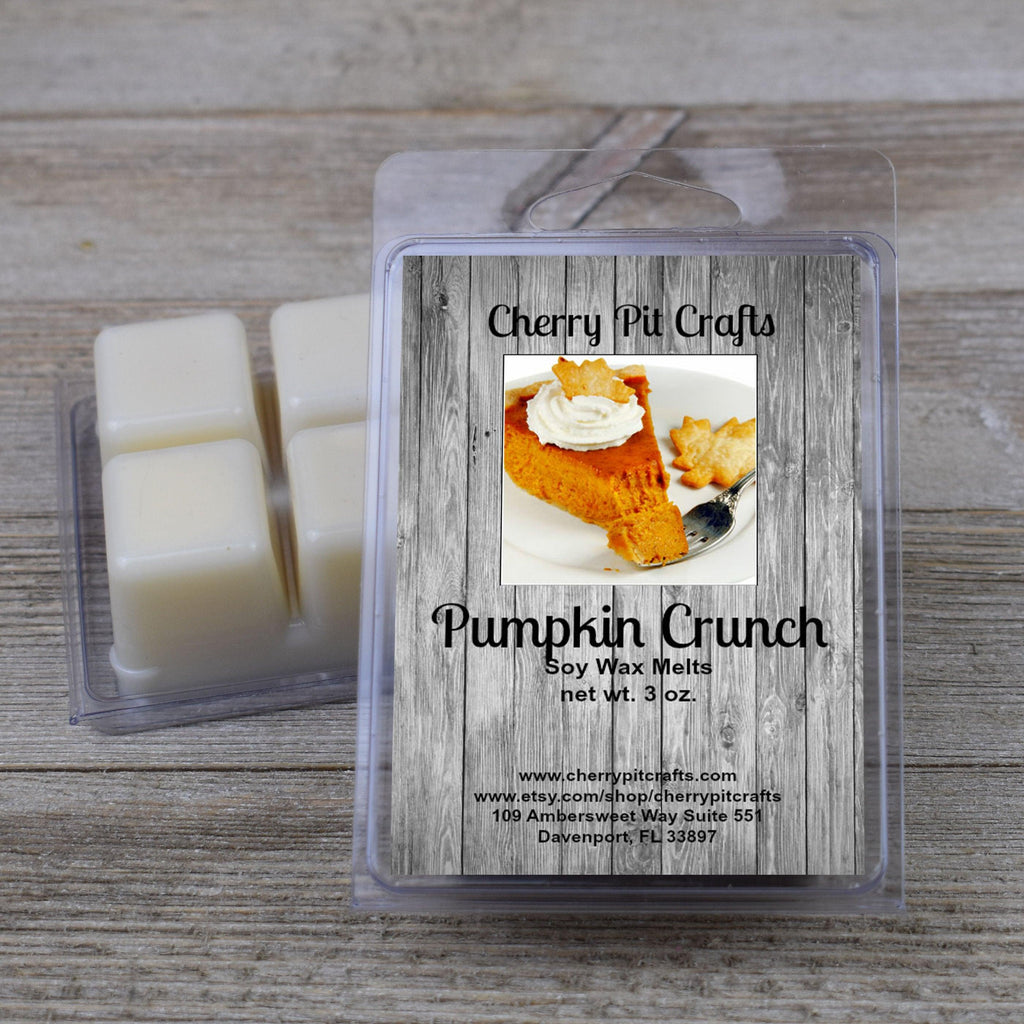 Pumpkin Crunch Soy Wax Melts