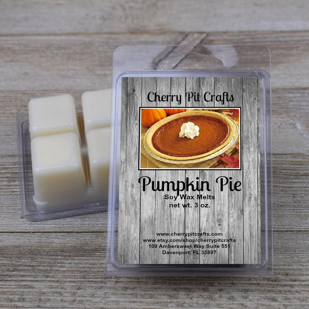 Pumpkin Pie Soy Wax Melts