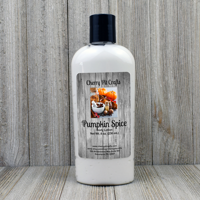 Pumpkin Spice Body Lotion