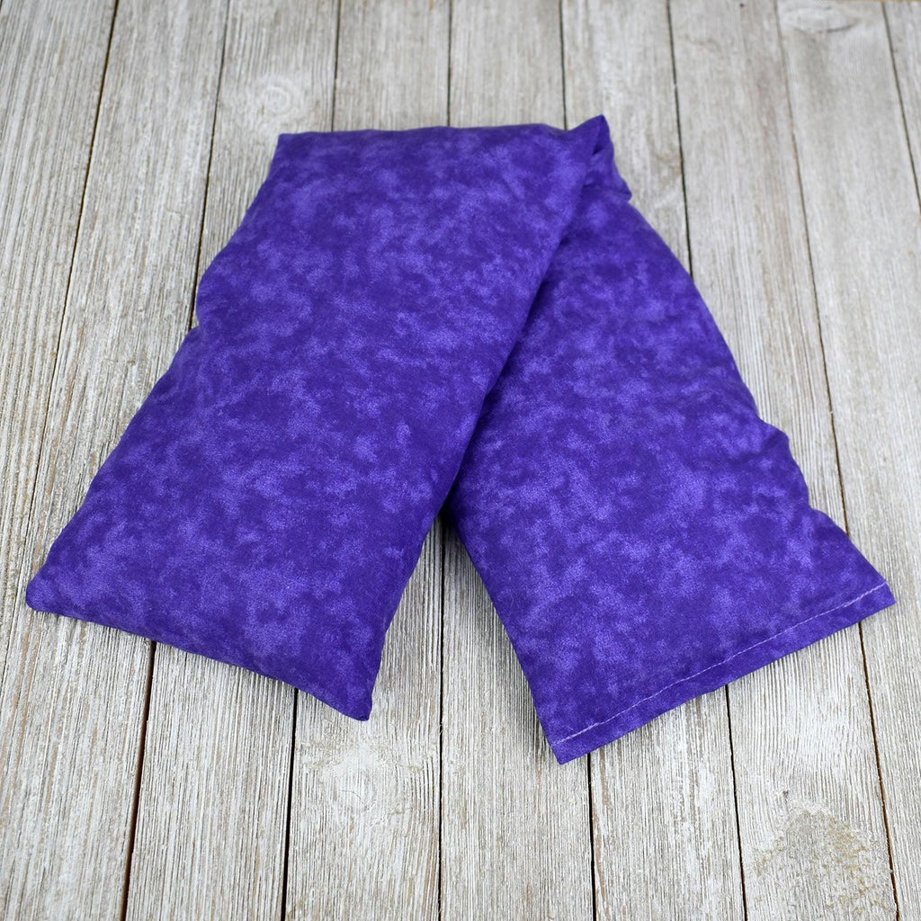 Cherry Pit Heating Pad - Pygmy Puff Purple Tonal