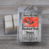 Radiant Red Maple Soy Wax Melts